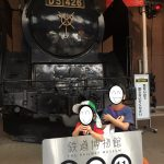 鉄道博物館とオリンピック閉幕と