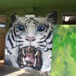 東武動物公園とホワイトタイガーと