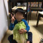 野菜と大きさと