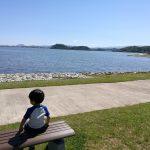 湖山池と日本一と