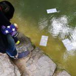 八重垣神社と鏡の池と
