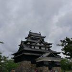 松江城と城下町と
