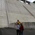 ダックツアーと湯西川ダムと