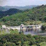 片倉ダムと絶景と