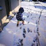 大雪と草津スキー場と