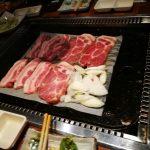 韓国料理とトンチュヤと