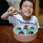 きんぎょと和菓子と