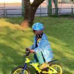 自転車とコロナと