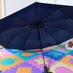 折り畳み傘と10年と