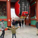 浅草寺で初詣からの神谷バー