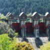 藤井川ダムのダムカレー