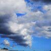 気になる雲